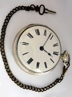 Оценка антикварных карманных часов Bangor (Англия) e1ade94a4f4