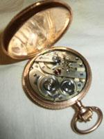 906e2fc25208 Изготовлены в Швейцарии для Германии. 1899 года выпуска. Диаметр 50 мм. Золото  585 проба, 18 рубинов, 3 крышки. Ходят. Прошу вас дать оценку стоимости  часов ...